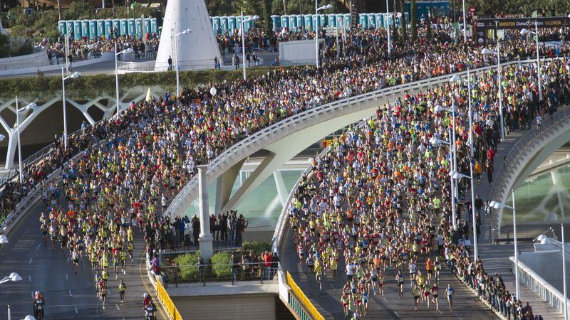 Media Maratón de Valencia Trinidad Alfonso
