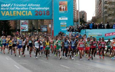 Nuevo éxito de la Fundación Deportiva Municipal y S.D. Correcaminos en la 28ª Media Maratón Trinidad Alfonso