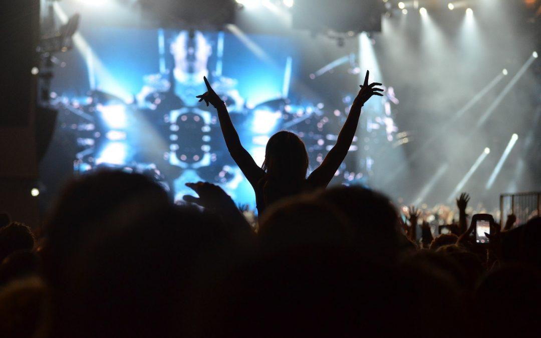 Tipos de música para eventos